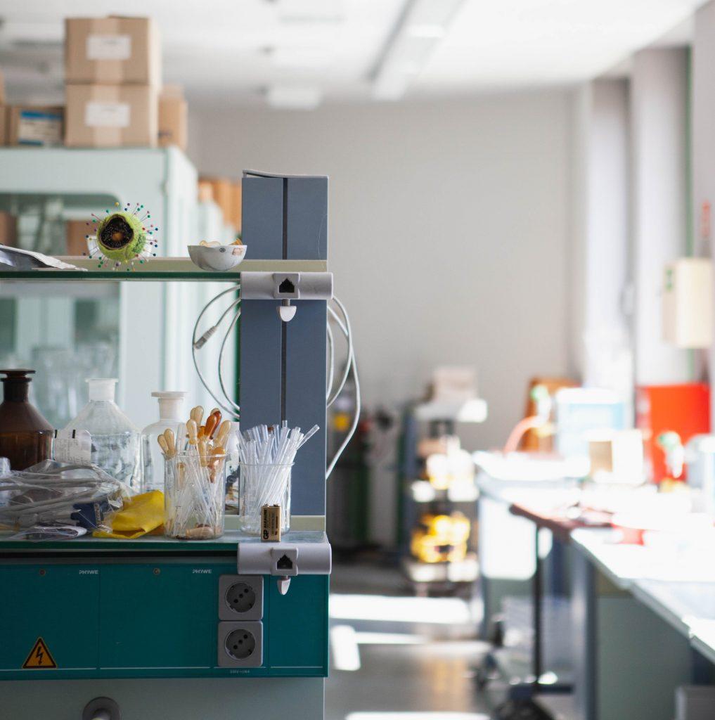 Chemie-Sammlung